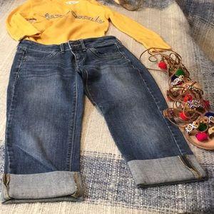 Jeans - Simply Vera Vera Wang - CAPRIS - SZ 2